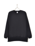 LONG SIDE ZIP SWEAT